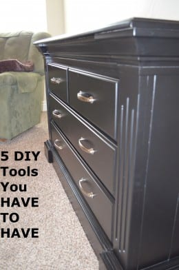DIY Tools You Have to Have