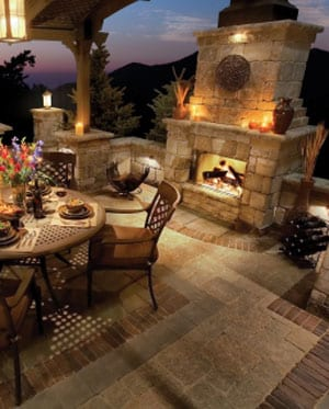 Fabulous Outdoor DIY Fireplace Ideas - How To Build It on Cheap Diy Outdoor Fireplace id=63804