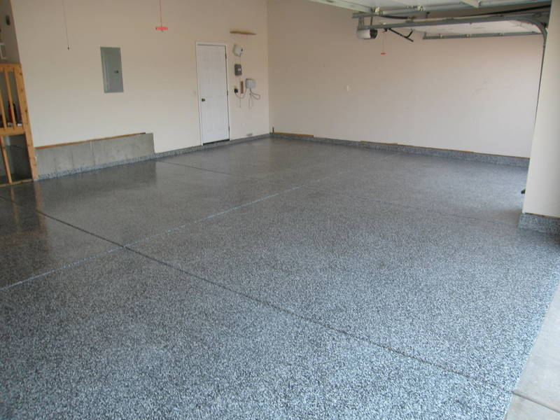 how to clean garage walls before painting