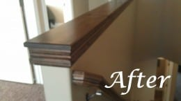 Handrail- after