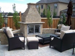 Outdoor fireplace2