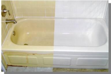 How to Refinish a Bathtub