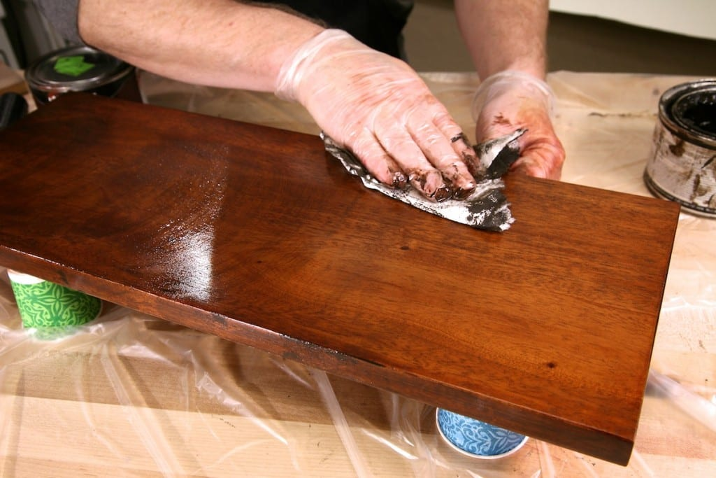 Staining Furniture, DIY Furniture, Furniture, Furniture Makeover, DIY Home, DIY Home Decor, Home Decor, Home Decor Projects, Painting Furniture