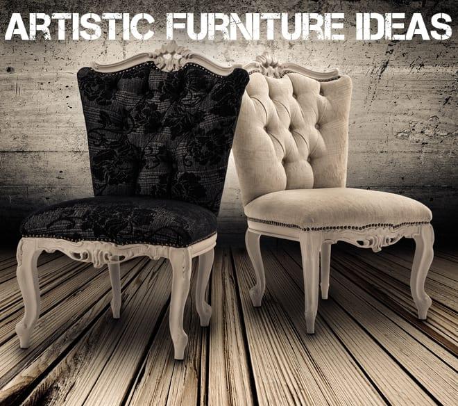 artistic furniture ideas artistic furniture