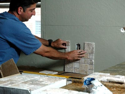 how to install a backsplash and vent hood how to build it