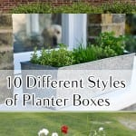 Planter box, planter box ideas, DIY planter boxes, easy planter boxes, gardening, popular pin, gardening hacks, gardening projects, DIY gardening, raised garden beds