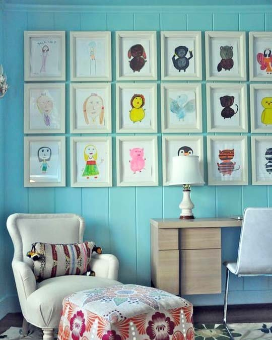 Tips On Hanging Pictures: 12 Tips For Hanging Pictures And Mirrors