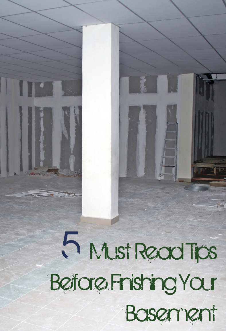 Elegant 5 Things You Must Know Before Finishing Your Basement Part 46