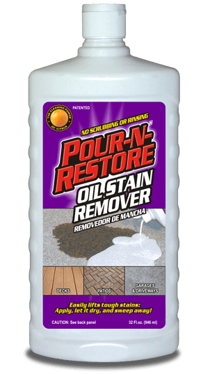 8 Tips for Removing Oil Stains from Your Driveway