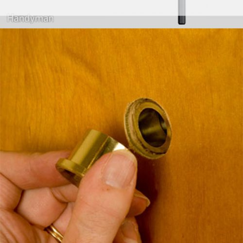 How to Install a Peep Hole for Under $15 in 15 Minutes