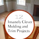 Home upgrades, DIY home, home improvement, DIY home improvement, popular pin, home projects, DIY home projects, trim and molding, molding projects, DIY molding
