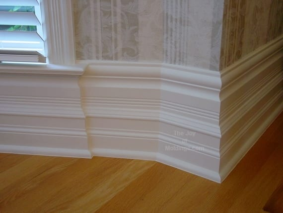 12 Insanely Clever Molding And Trim Projects Page 7 Of