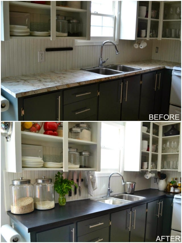 How To Paint Laminate Countertops Page 3 Of 5 How To