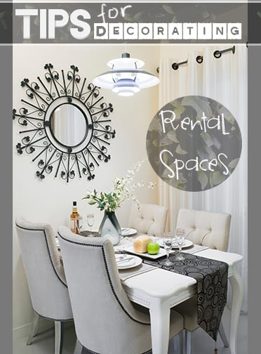 Tips For Decorating Rental Spaces How To Build It