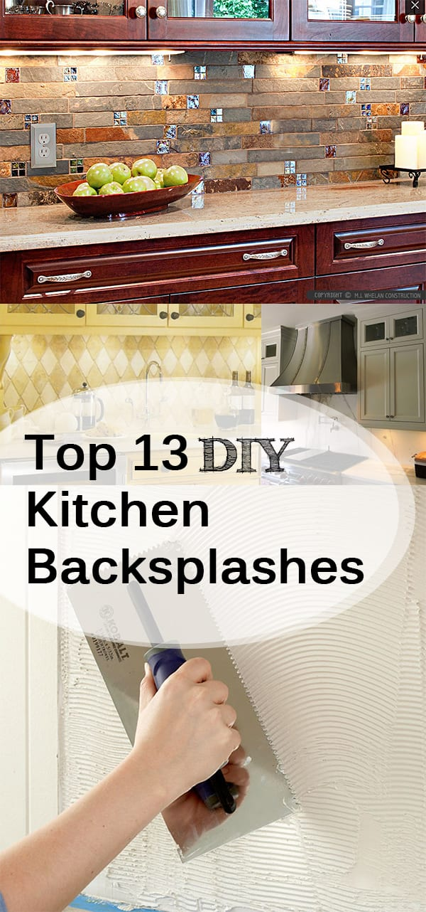 top 13 diy kitchen backsplashes page 2 of 14 how to build it
