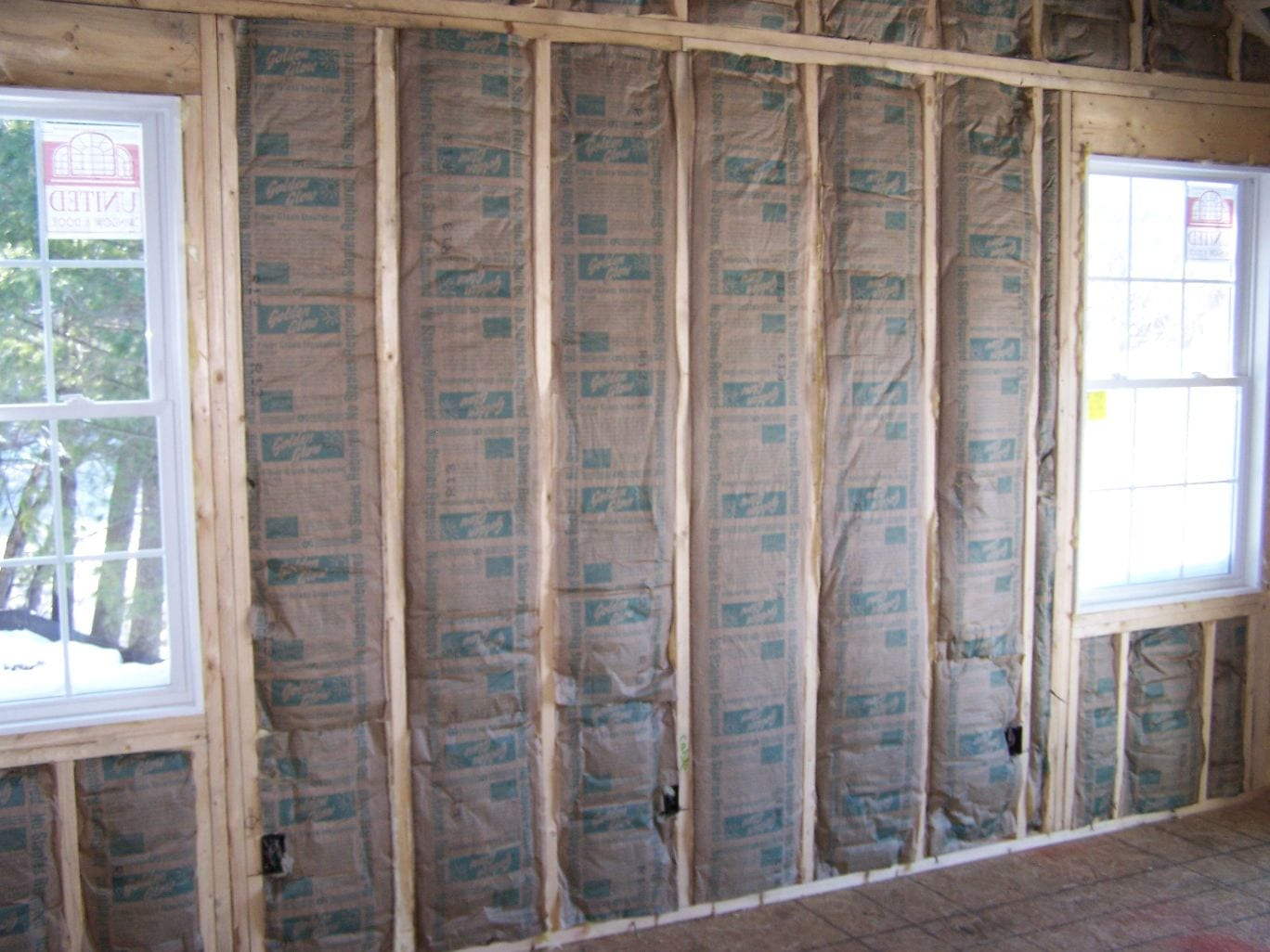 the 411 on improving your insulation how to build it. Black Bedroom Furniture Sets. Home Design Ideas