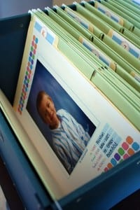 Great Ways to Organize Kids' School Papers