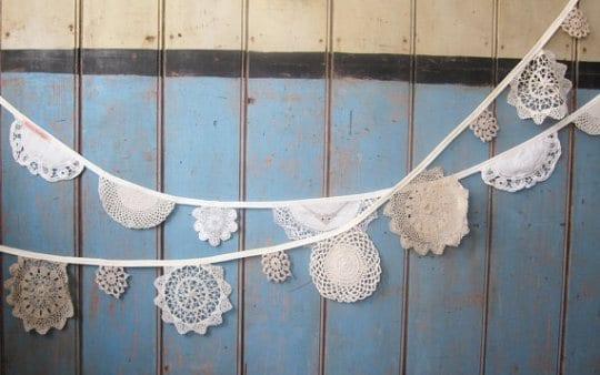 Fabulous Crafts Using Lace