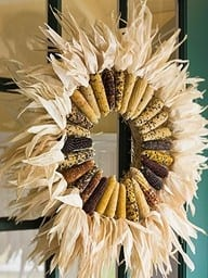 DIY Thanksgiving Wreaths