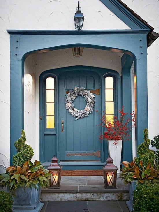 15 Gorgeous Front Door Renovations