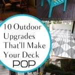 10 Outdoor Upgrades That'll Make Your Deck Pop