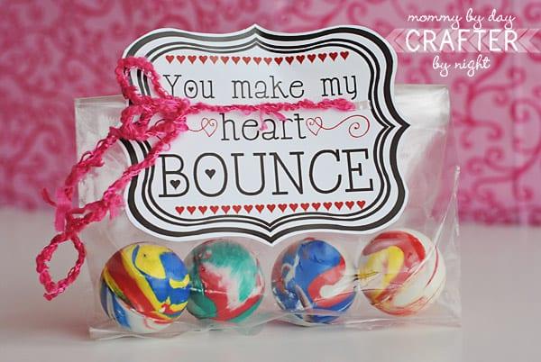 12 Creative Non-Candy Valentine's for Kids