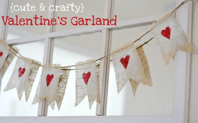 15 Homemade Valentine's Day Crafts