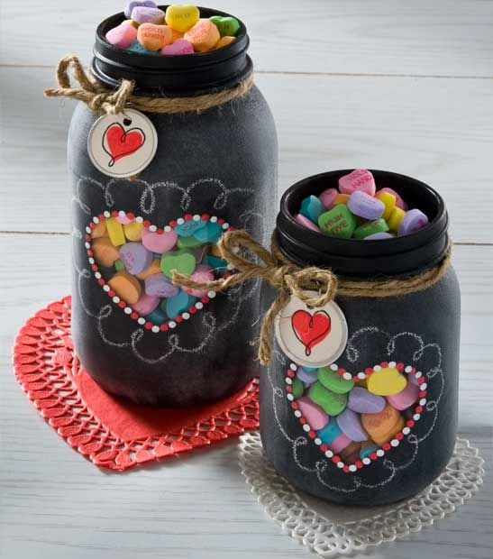 2-Candy Jars