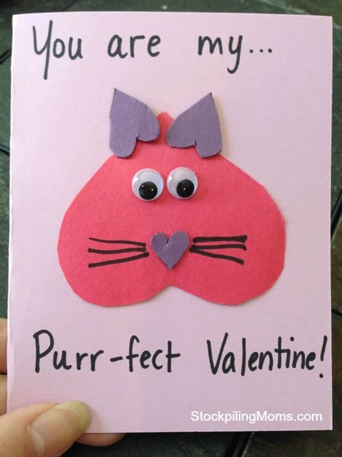 20 Easy Homemade Valentine Cards Page 10 of 21 How To Build It – Easy Valentine Cards to Make