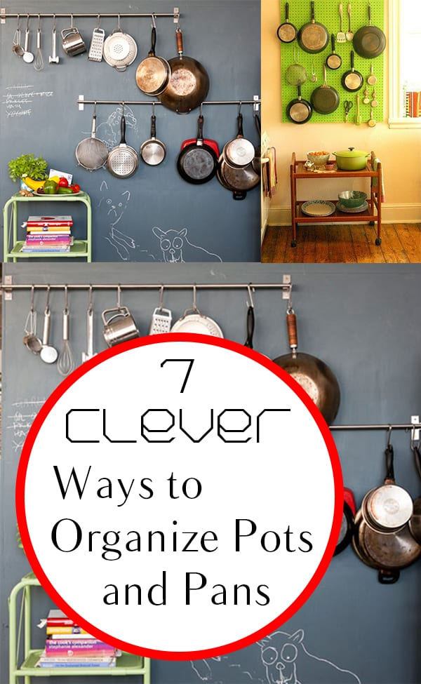 7 Clever Ways To Organize Pots And Pans Page 4 Of 8