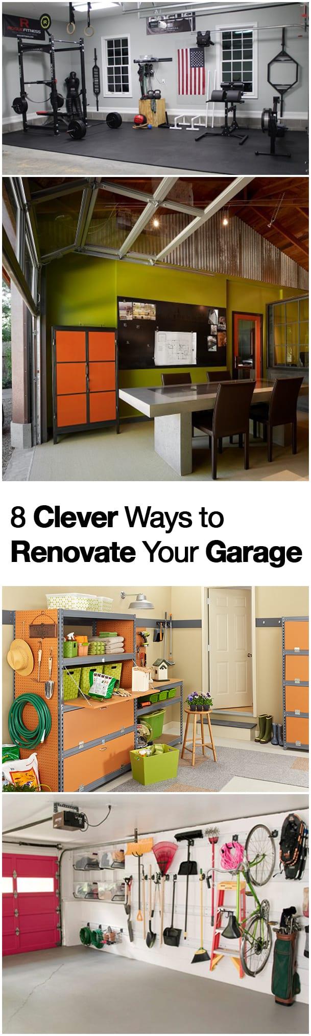Garage remodel, garage storage, DIY garage projects, popular pin, organization, garage organization, DIY garage organization, easy storage hacks.