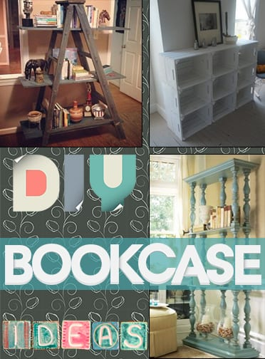 DIY Bookcase Ideas  How To Build It 372 x 504