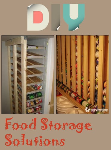 DIY Food Storage Solutions | How To Build It