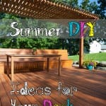 Summer DIY Ideas for Your Deck