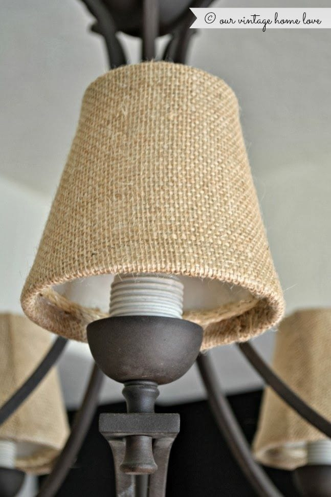 10 Adorable Ways to Upcycle a Lampshade