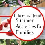 17 (Almost Free) Summer Activities for Families