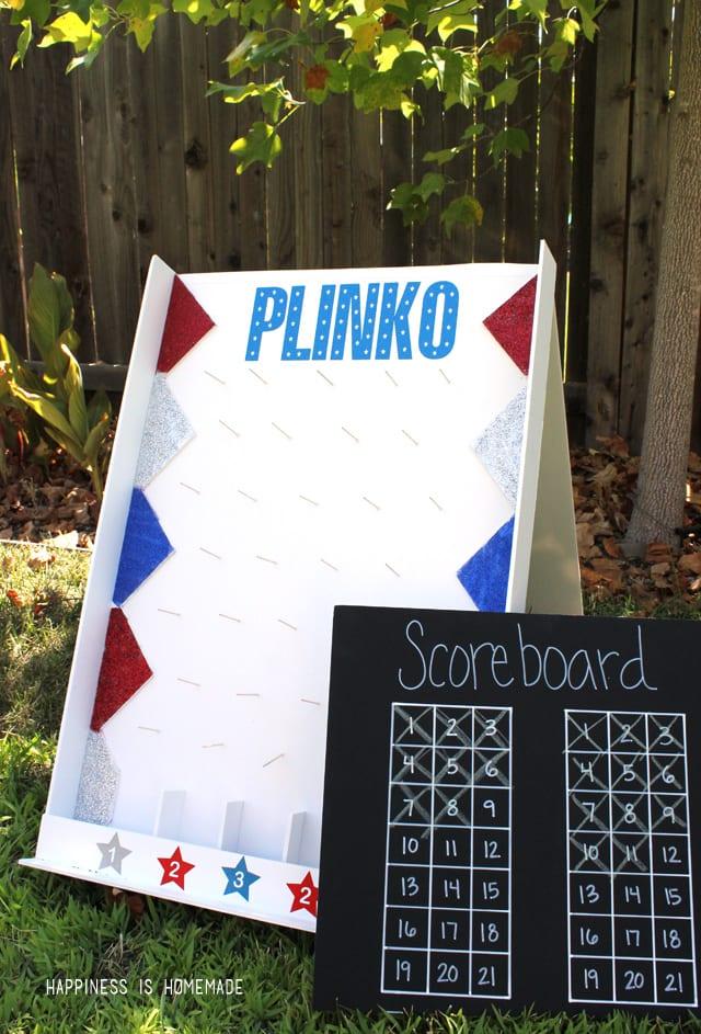 Foam-Core-Plinko-Game-Board