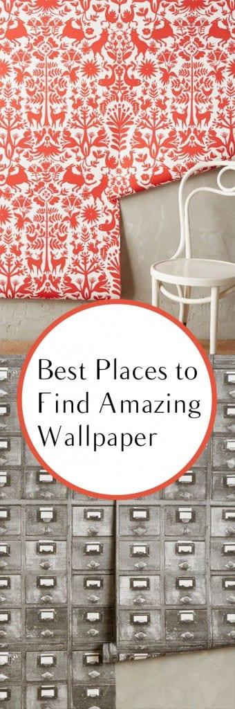 Wallpaper, places to buy wallpaper, amazing wallpaper, wallpaper projects, wallpaper, DIY home decor, DIY home remodel, popular pin