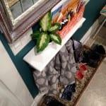 DIY entryway, entryway upgrades, entry way decor, popular pin, DIY home decor, decorating your entry way, entryway storage, home decor, home decorating ideas
