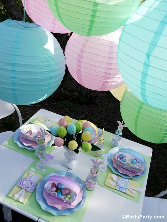 easter-brunch-garden-party-kids-crafts-ideas-printables-pastels-table