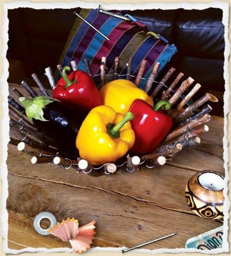 woodland-craft-idea-fruit-bowl-topview