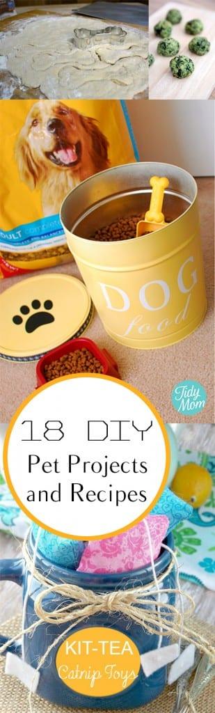 Pet projects, DIY pets, living with pets, popular pin, pet recipes, DIY pet treats, DIY dog treats, DIY dog toys, sewing projects, easy sewing projects.