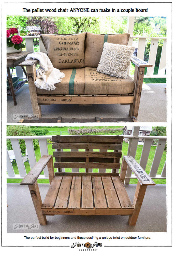 Easy Diy Garden And Outdoor Furniture Ideas How To Build It