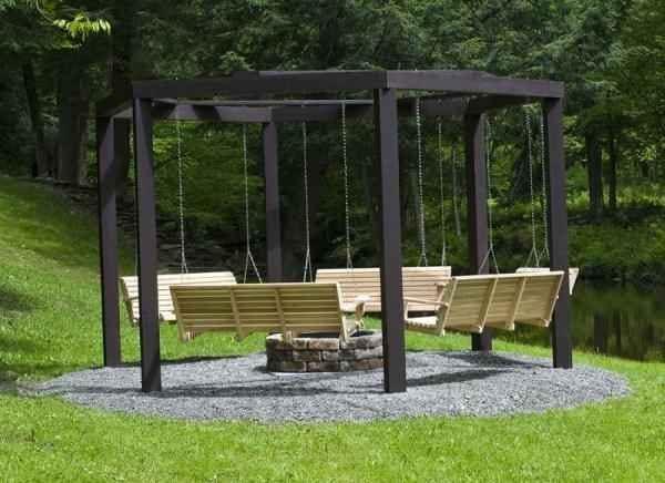 Easy DIY Garden and Outdoor Furniture Ideas2