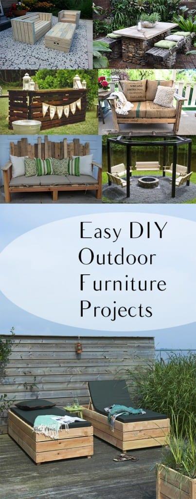 DIY garden projects, garden projects, outdoor furniture ideas, DIY furniture ideas, DIY outdoor projects, popular pin, outdoor living, outdoor projects