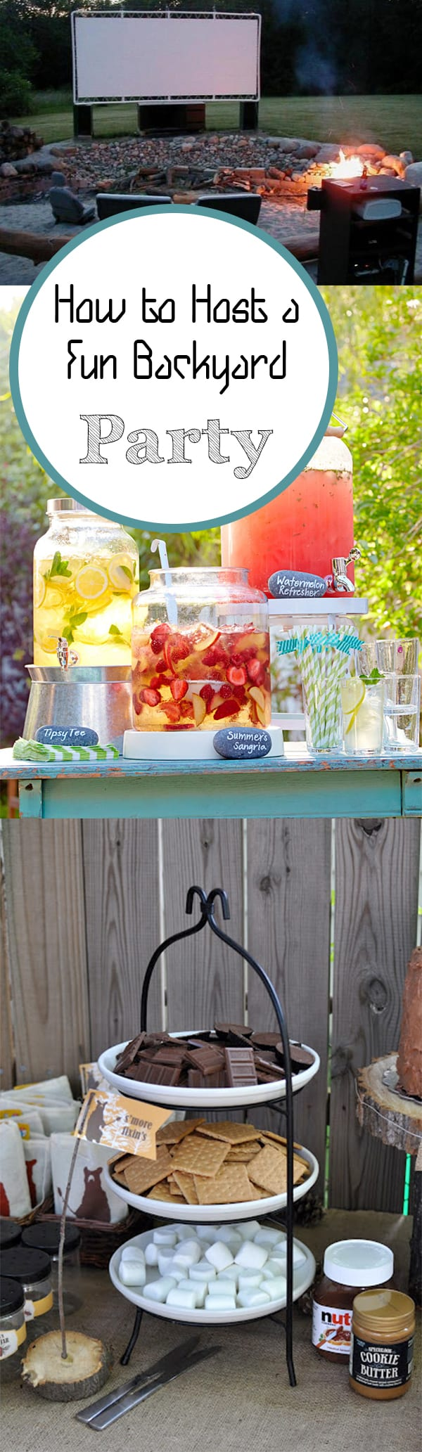 parties backyard decor summer party summer barbecue ideas