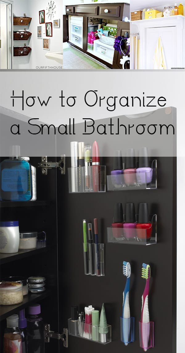 How to organize a small bathroom page 8 of 11 how to How to organize bathroom