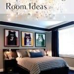 Teenage room decor, DIY room decor for teens, room decor, DIY room upgrades, popular pin, room projects, girl bedroom, boy bedroom, teenage bedroom room decor.