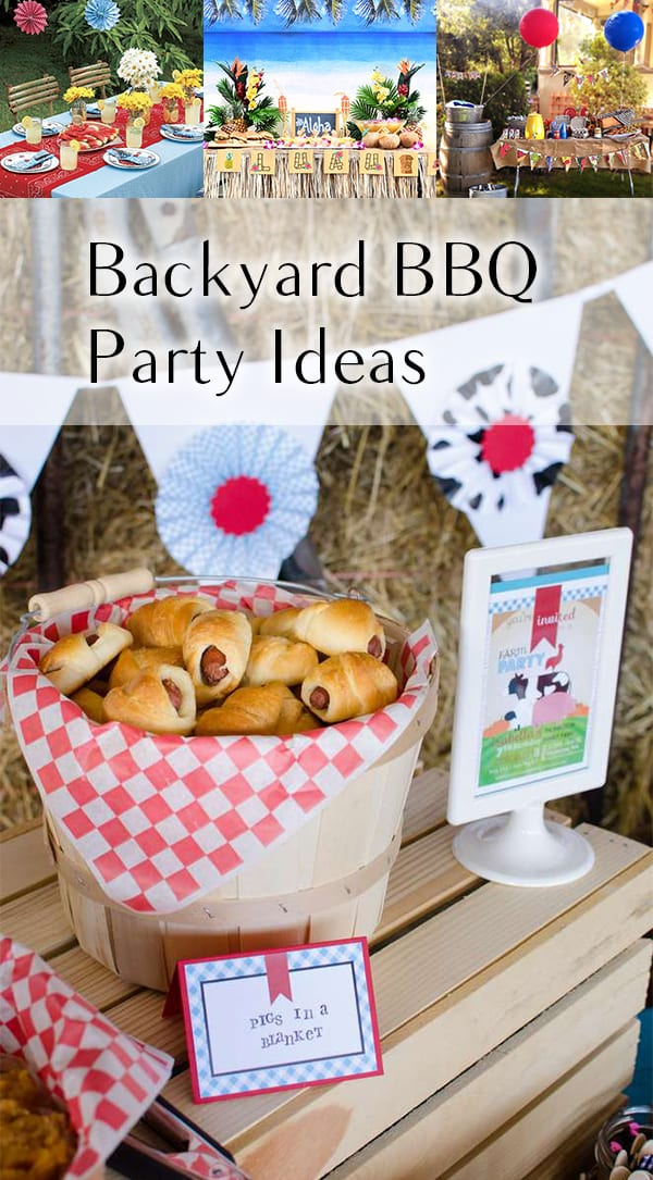Backyard BBQ Party Ideas How To Build It - Backyard bbq party ideas