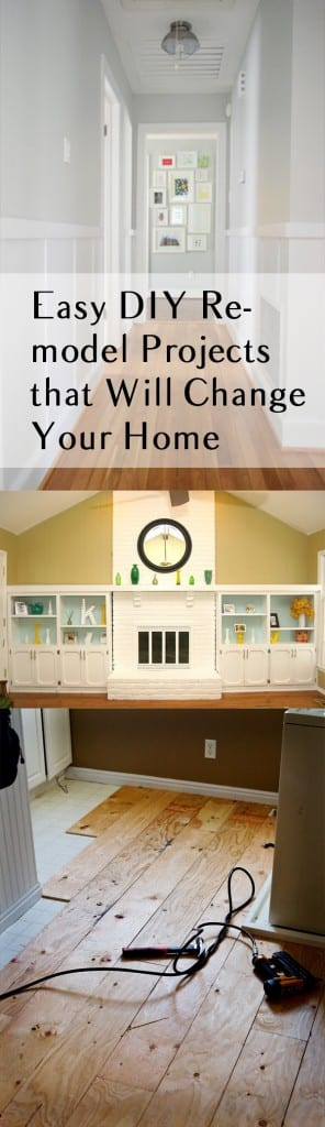 Easy DIY projects, home projects, easy home improvements, easy home DIY, home hacks, home projects, DIY home projects, home improvement, decor, home decor, DIY home decor.